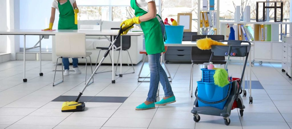 commercial cleaning services?